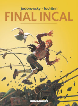 Final Incal, Kopen, Bestellen, Buy, Order, Netherlands, comic, Humanoids, album, integraal, hardcover, netherlands, comic, heavy metal