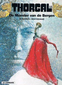 Thorgal 15, Meester van de Bergen, Strip, Stripboek, Kopen, Bestellen, online, album