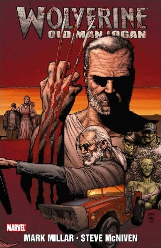 Old Man Logan, TP, Mark Millar, Steve McNiven, Comic, Strip, Stripboek, stripverhaal, kopen, bestellen, buy, order, english, Marvel, Engels