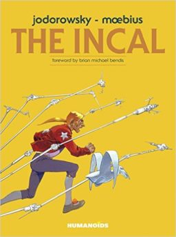 9781643377803, The Incal TP, 9781594650932, Incal, Moebius, Jodorowvsky, 9789054922926, Strip, Stripboek, Kopen, Bestellen, Humanoids, Online, Usa, Hardcover