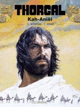 Kah-Aniël, Thorgal 34, Strip, stripboek, stripverhaal, album, kopen, bestellen, online