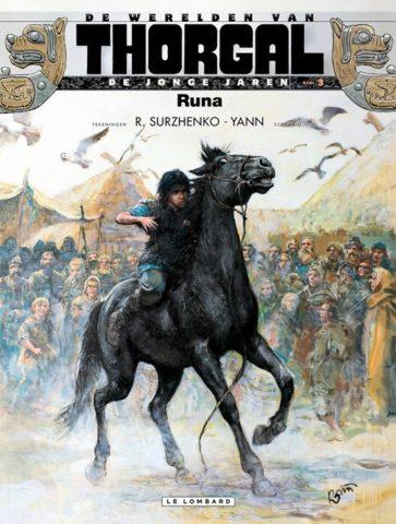 Thorgal, Runa, Jonge Jaren 3, Strip, stripboek, album, bestellen, kopen, online