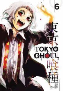 Tokyo Ghoul 6, Tp, Sui Ishida, Viz Media