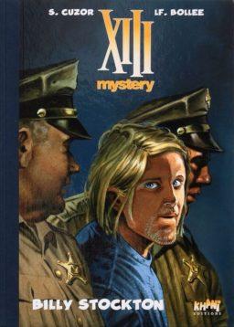 XIII Mystery 6 Luxe, XIII Mystery 6, Khani, Luxe, Bestellen, Kopen, online, strips, stripboek, stripverhaal, uitgave, Billy Stockton