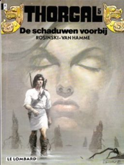 Thorgal 5, De Schaduwen Voorbij, Strip, Stripboek, Kopen, Bestellen, online, album