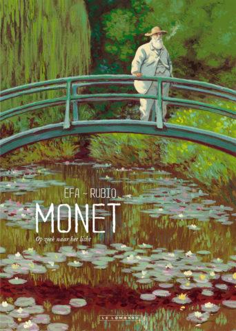 Monet: Op zoek naar het licht, Monet, Op zoek naar het licht