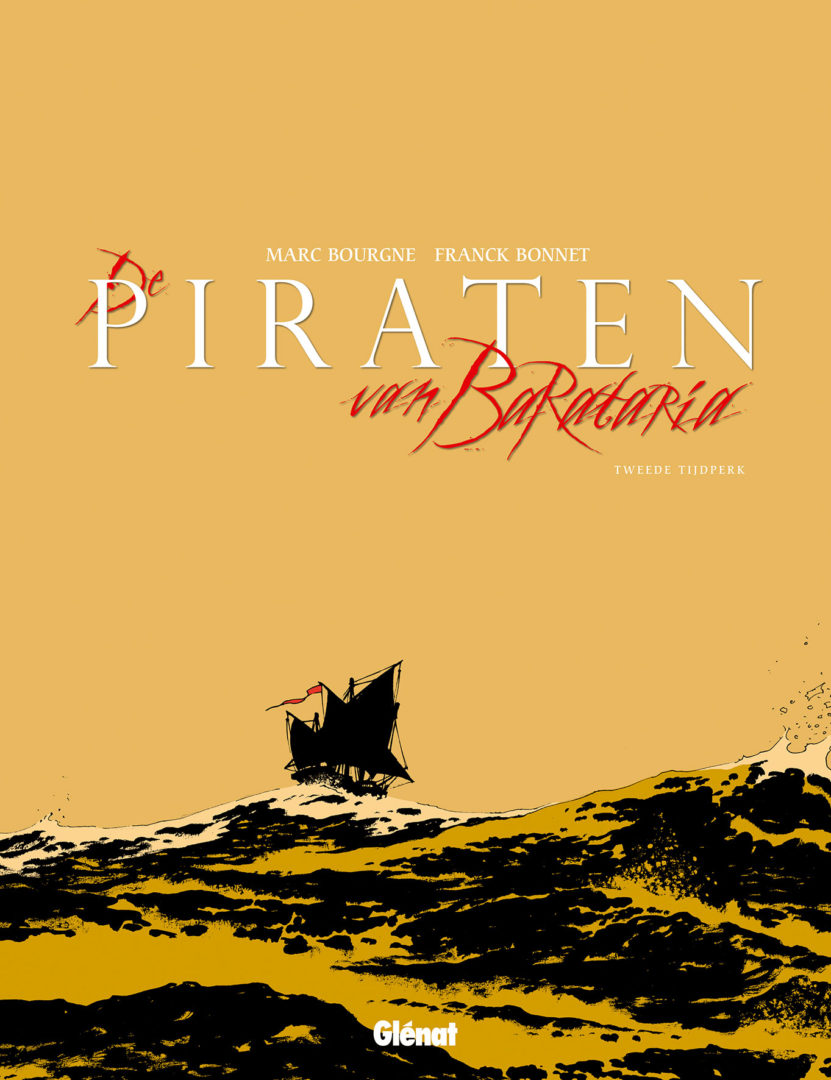 Piraten van Barataria Integraal