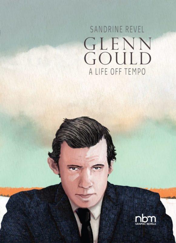 Glenn Gould, strip, stripboek, Graphic Novel, Kopen, Bestellen, Life off tempo