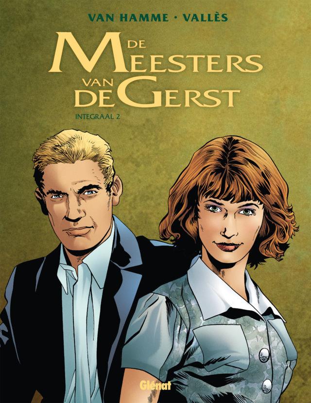Meesters van de Gerst, Integraal 2, Kopen, bestellen, strip, stripboek, stripverhaal, Meesters van de Gerst Integraal 2