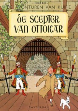 Kuifje 8 - De Scepter van Ottokar, Ottokar Facsimile