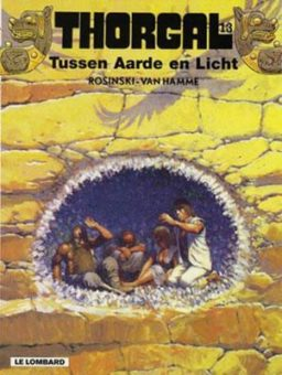 Thorgal 13, Tussen aarde en licht