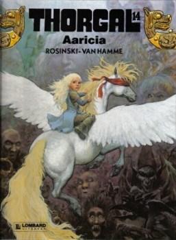 thorgal 14, aaricia