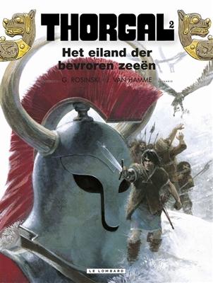 Thorgal 2, Bevroren Eiland, Strip, stripboek, stripverhaal, album, kopen, bestellen, online