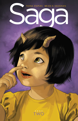Saga: Book Two Deluxe HC