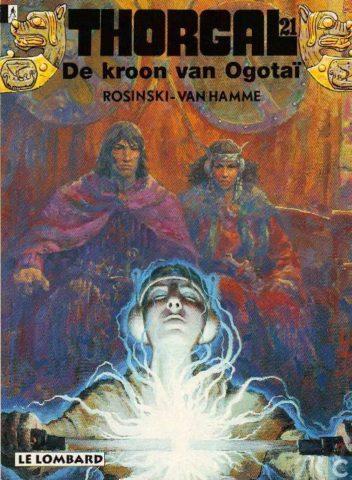 Thorgal 21, De Kroon van Ogotaï