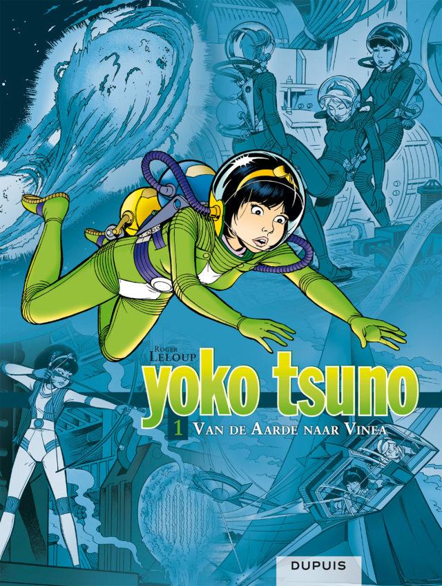 Yoko Tsuno Integraal 1