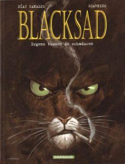 Blacksad 1, 9789067935425, ergens tussen de schaduwen