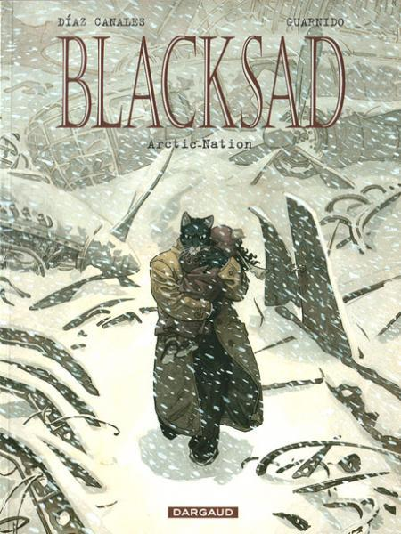 blacksad 2, 9789067936750, Arctic nation