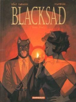 Blacksad 3, Rode ziel, 9789067938006