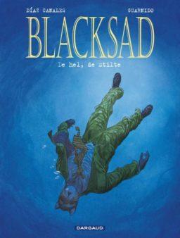 Blacksad 4, 9789085581697, de hel de stilte