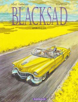 Blacksad 59789085583462, Amarillo