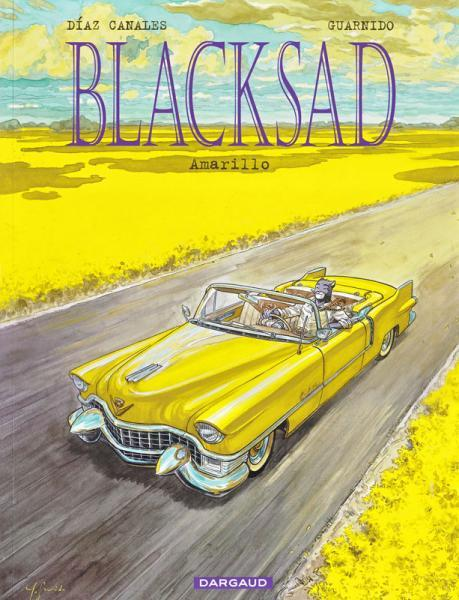 Blacksad 59789085583462, Amarillo