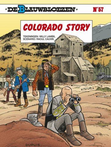 Blauwbloezen 57, 9789031432707, Colorado Story