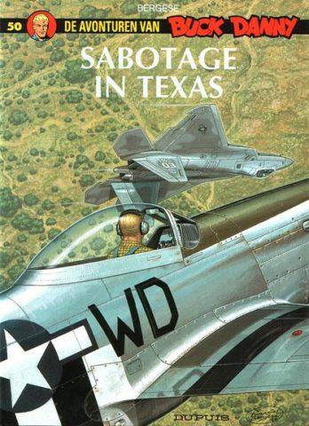 Buck Danny 50, 9789031424504, sabotage in texas