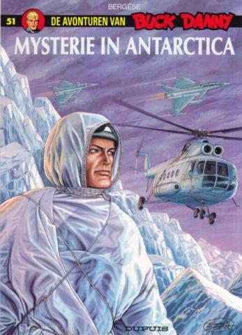 Buck Danny 51, 9789031427178, Mysterie in Antarctica