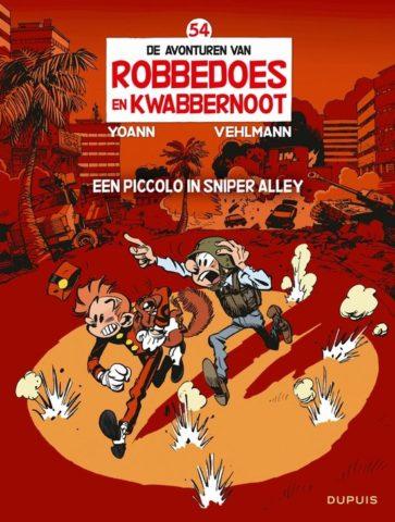 Robbedoes en Kwabbernoot 54