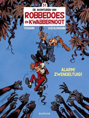 robbedoes en kwabbernoot 51