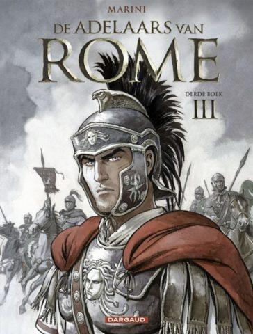 Adelaars van Rome 3, Derde Boek, Boek 3