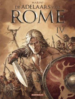 Adelaars van Rome 4, Vierde Boek, Boek 4