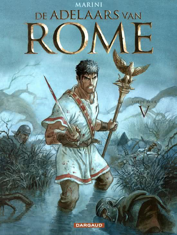 Adelaars van Rome 5, Vijfde Boek, Boek 5