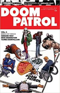 Doom Patrol 1 - Brick by Brick, 9781401269791
