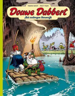 Douwe Dabbert 2, Het Verborgen Dierenrijk, 9789088861550