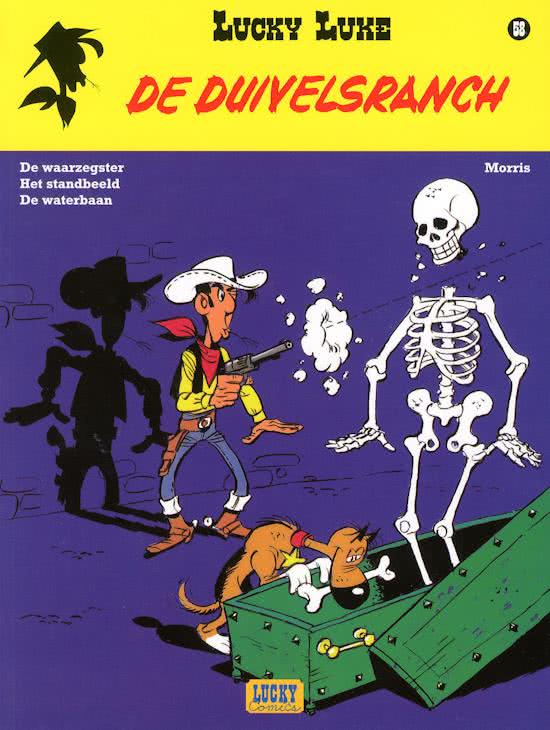 Duivelsranch, Lucky Luke 58