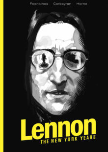 Lennon : The New York Years, John Lennon, Lennon, IDW, New York Years