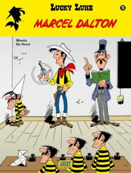 Marcel Dalton, Lucky Luke 70