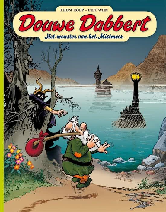 Monster van het Mistmeer, Douwe Dabbert 5, 9789088862083