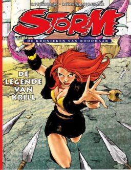 Legende van Krill, Roodhaar 1, Storm