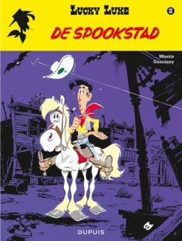 Spookstad, Lucky Luke 25