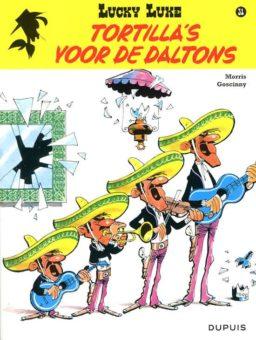 Tortillas voor de Daltons, Lucky Luke 31