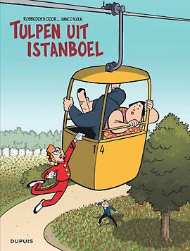 9789031435418, Robbedoes door 12 - Tulpen uit Istanboel