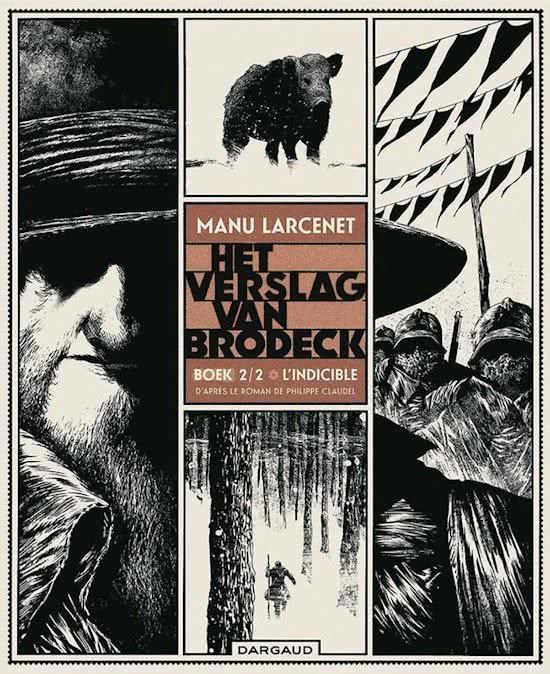 Verslag van Brodeck 2, onzegbare