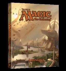 Amonkhet, Art of Magic the Gathering