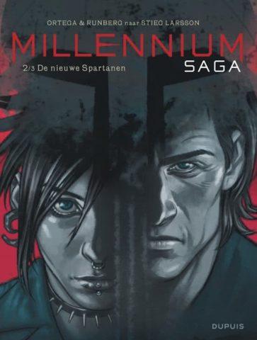 Millennium Saga 2, Nieuwe Spartanen, 9789031435593