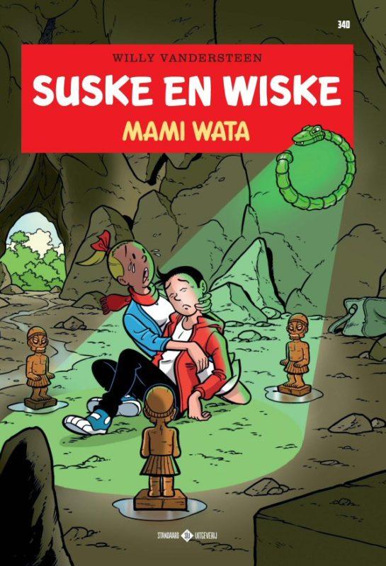 Suske en Wiske 340, Mami Wata, kopen, bestellen, stripboek
