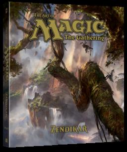 Zendikar, Art of Magic the Gathering
