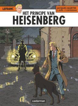 principe van heisenberg, 9789030372660, Lefranc 28